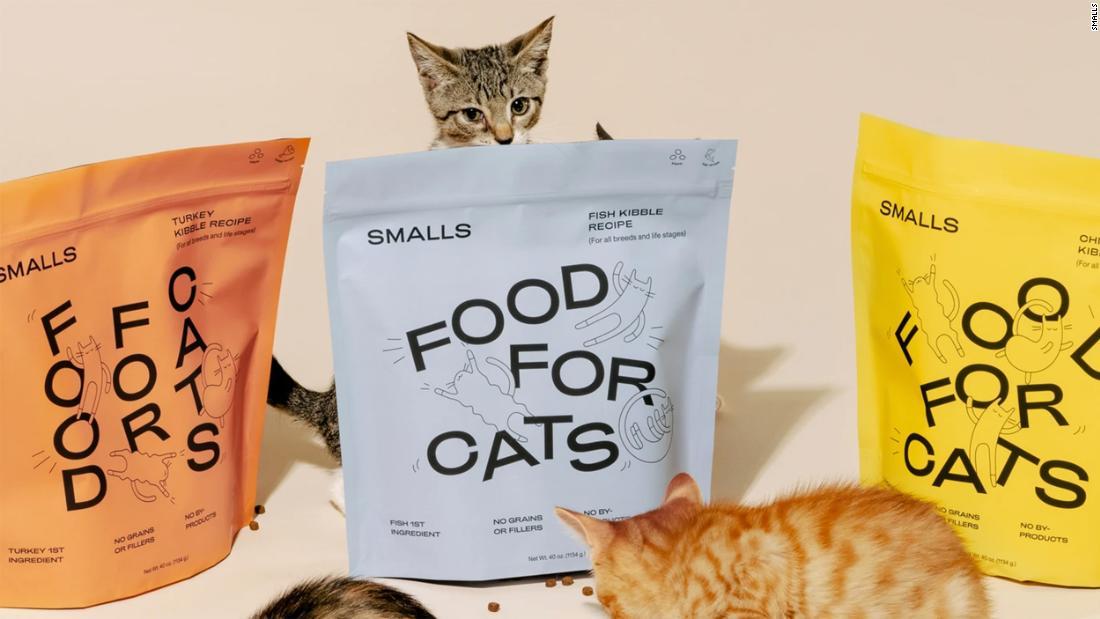 تحویل غذای حیوانات خانگی: غذای گربه و سگ را با اولی ، اسمالز و موارد دیگر تحویل بگیرید